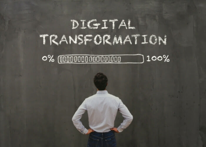 What is digital transformation and why does my small business need it?