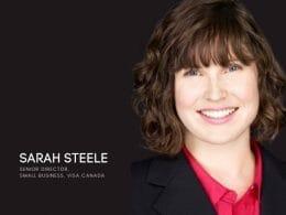 Visa Canada's She's Next Grant Program